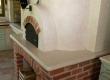 Krušna peć u prekrasnoj ladanjskoj kuću u Međimurju obogaćena je prekrasnim četkanim vapnencem Planom. Patina koja će se s vremnom stvoriti na kamenu samo će naglasiti prirodni štih ovog zdanja.