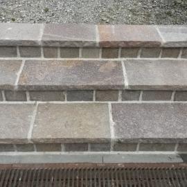 porfido vanjsko stepenište