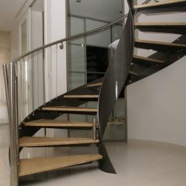 stepeniste podkonstrukcija
