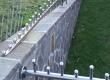 Betonski zidić ili zidić obložen porfidom? Što biste vi izabrali?