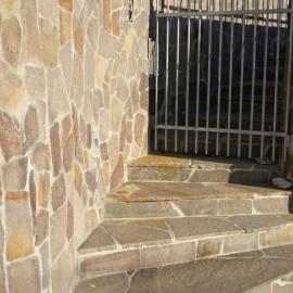 zidovi i podovi u porfidu