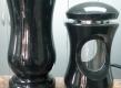 lampaš i vaza od tokarenog granita